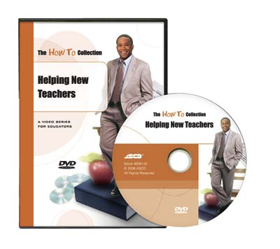 The How To Collection: Helping New Teachers DVD