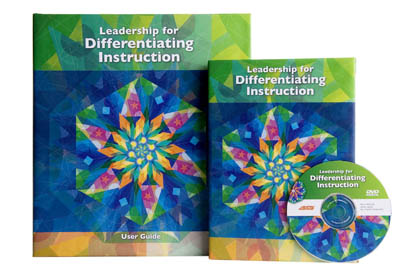 Leadership for Differentiating Instruction DVD and Facilitator's Guide