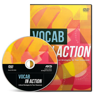 Vocab In Action: Critical Strategies for Your Classroom DVD