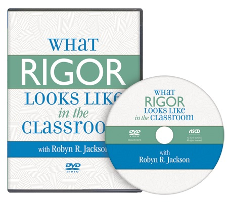 What Rigor Looks Like in the Classroom DVD