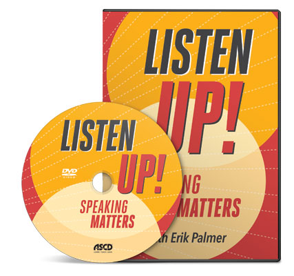 Listen Up! Speaking Matters DVD